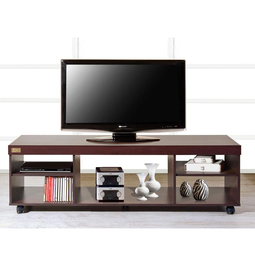 rack tv 50 39 39 luco cic corona. Black Bedroom Furniture Sets. Home Design Ideas