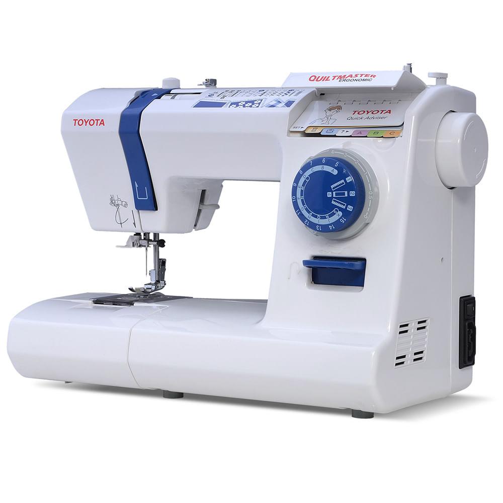 M quina de coser toyota quiltmaster corona - Maquinas de coser restauradas ...