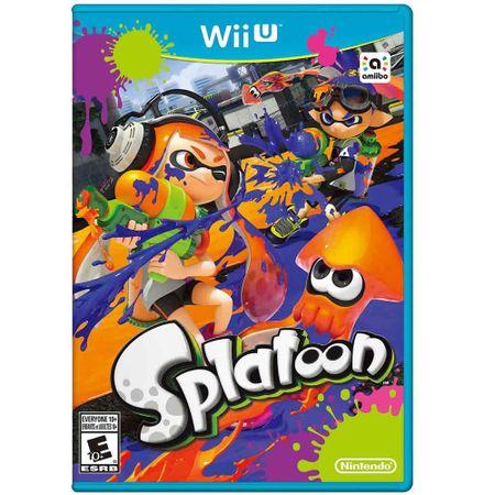 Juego-Wii-U-Splatoon-U