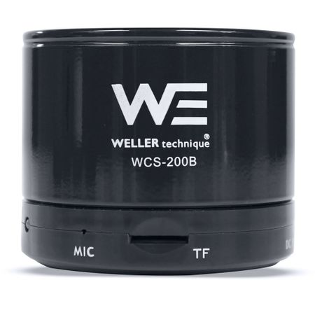 Parlante-Bluetooth-Weller-WCS-200-Black