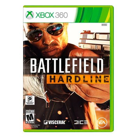 Juego-Xbox-360-Electronic-Arts-Battlefield-Hardline