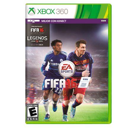 Juego-Xbox-360-Electronic-Arts-FIFA-2016