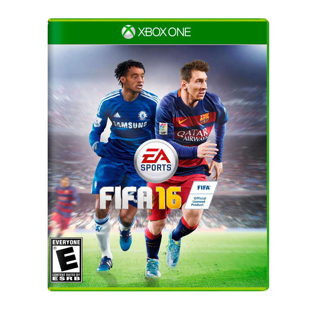 Juego-Xbox-One-Electronic-Arts-FIFA-2016
