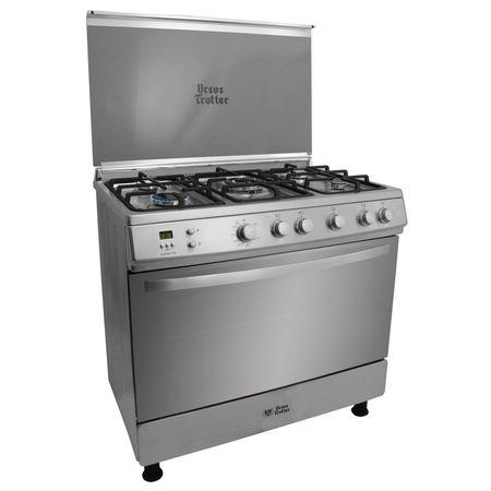 Hogar linea blanca cocina ursus trotter corona for Cocina gas profesional