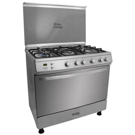 Cocina-5-Quemadores-Ursus-Trotter-90-Pro-Gas-Natural-104-litros