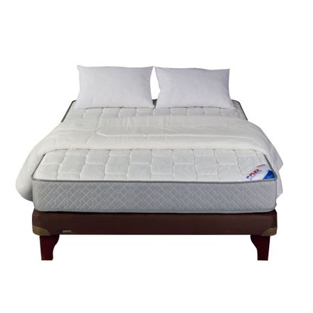 Cama-Europea-2-Plazas-Base-Normal-Flex-Therapedic-Chocolate---Textil---Maderas-Lorraine2f
