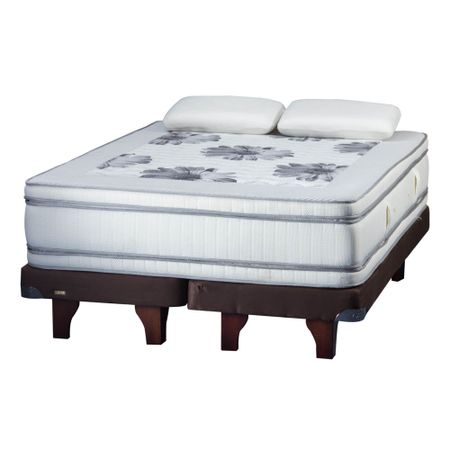 Cama-Europea-King-Plaza-Flex-Majesty----Almohadas-Viscoelesticas