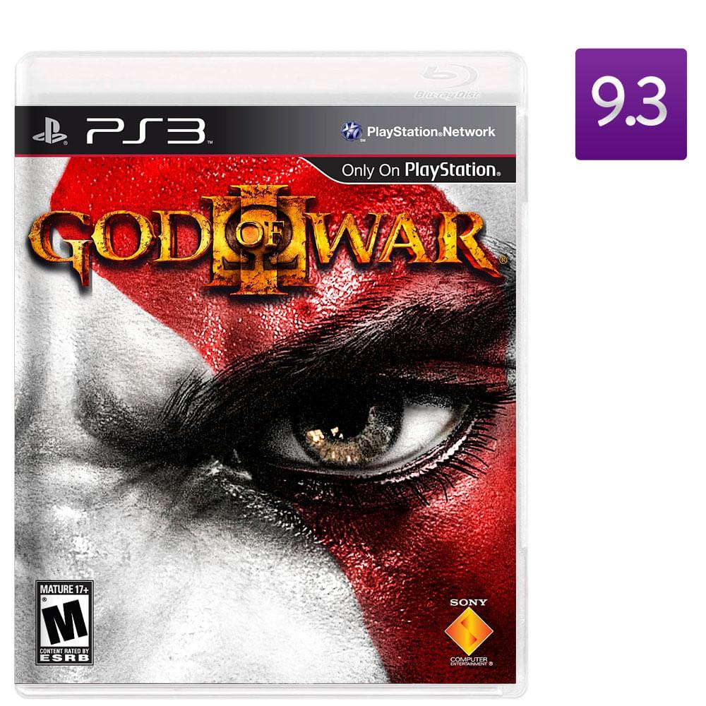 Juego-PS3-Sony-God-Of-War-III