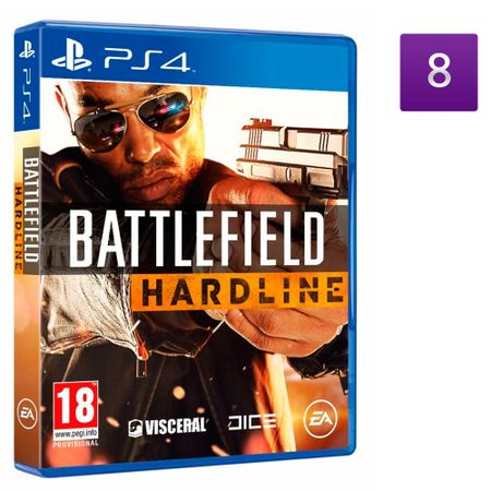 Juego-PS4-Electronic-Arts-Battlefield-Hardline