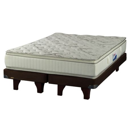 Cama-Europea-2-Plazas-Base-Dividida-Flex-Innova-Chocolate