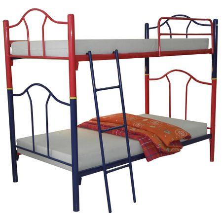 Camarote-Desmontable-1-Plaza-Mantahue--90x190--2-Colchones-de-Espuma---Set-Textil-Cadiz-Bicolor