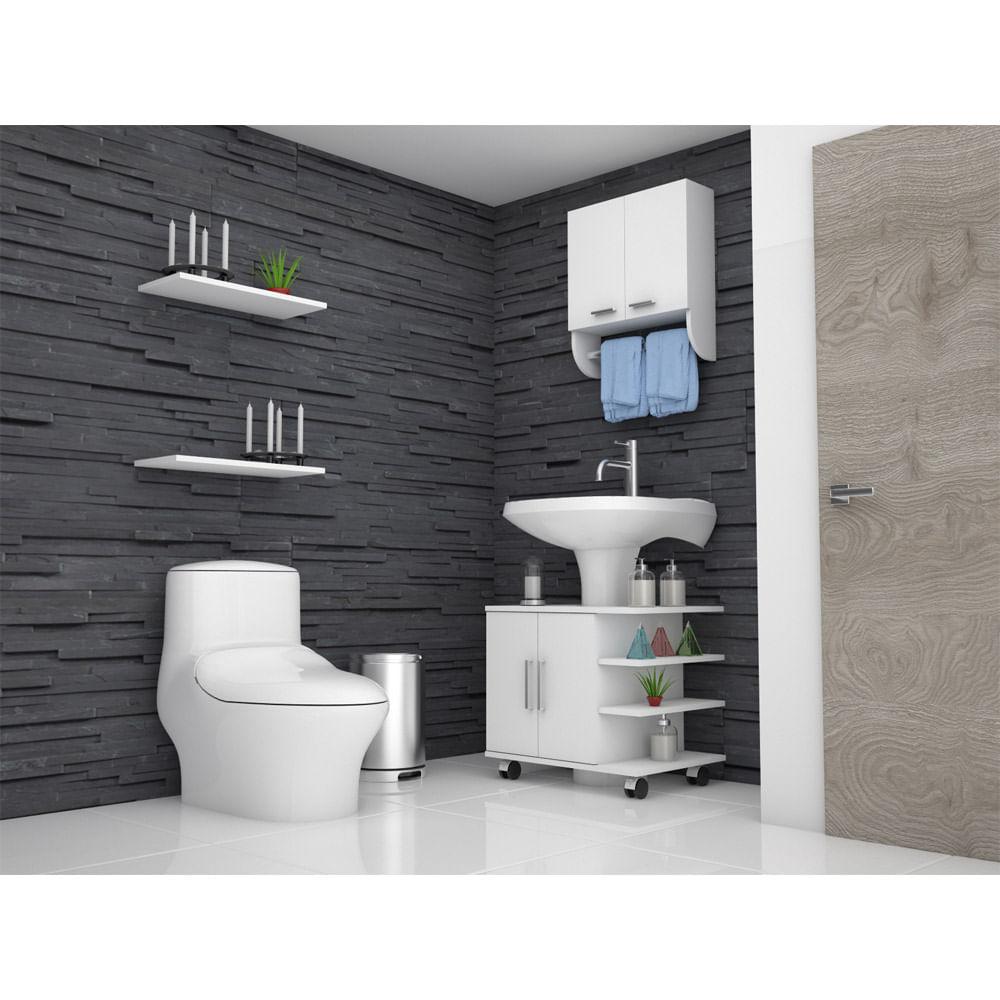 Combo-TuHome-Botiquin-Bath-28----Optimizador-Lavamanos-55-Blanco