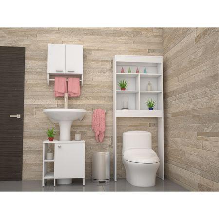 Combo-TuHome-Botiquin-Bath-28---Optimizador-Lavamanos-47-A-Blanco