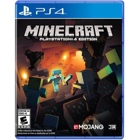 Juego-PS4-Minecraft-Mojang