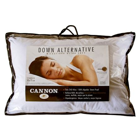 Almohada-Cannon-Down-Alternative-50x70CM