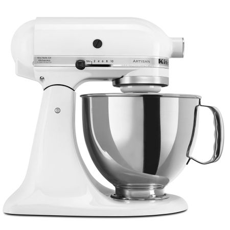 Batidora-Kitchenaid-Artisan-Blanco