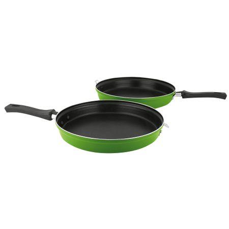Sarten-Duo-Fantuzzi-Tortilla-Gourmet-24-Cms-Verde