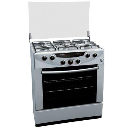 Cocina 6 quemadores