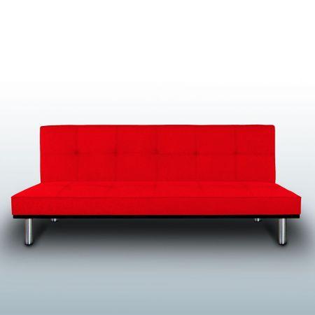 futon-realax-microfibra-idetex-milano-rojo
