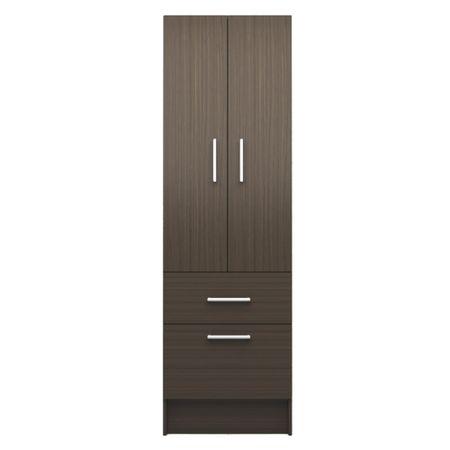 Closet-3-Puertas-1-Cajon-Silcosil-Chocolate