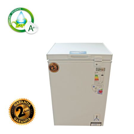 Freezer-Horizontal-Libero-LFH-100-Blanco-100L