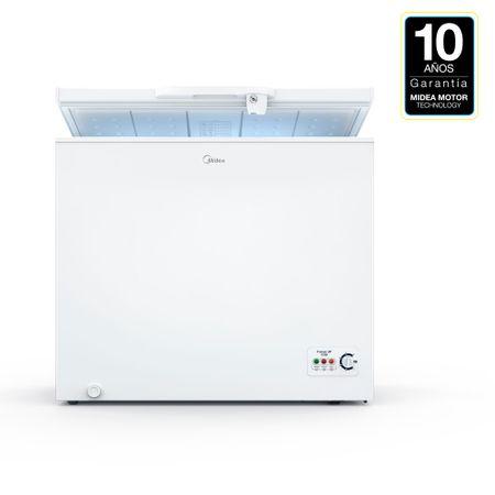 Freezer-Horizontal-Midea-MFH-1980B258C-Blanco-198-litros
