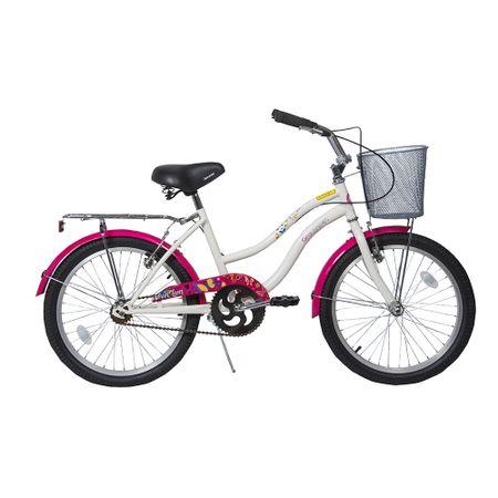 Bicicleta-Aro-20-Geolander-Mujer-Urban-Teen-Crusier-Blanco-Rosado