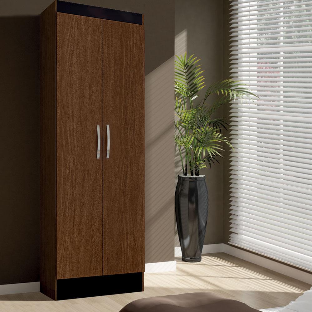 closet-2-puertas-roch-m-222-avellana-negro
