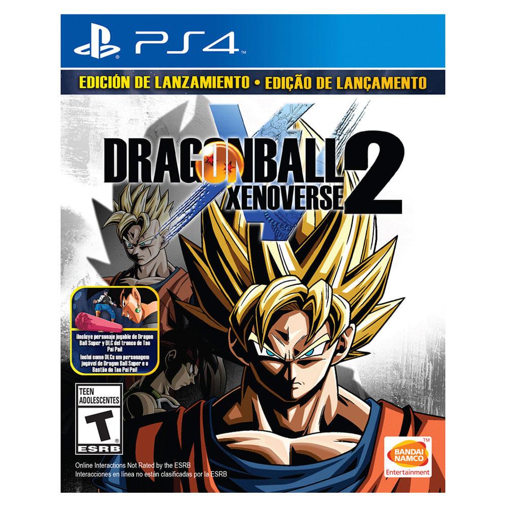 juego-ps4-electronic-arts-dragon-ball-xenoverse-2-day-one-edition