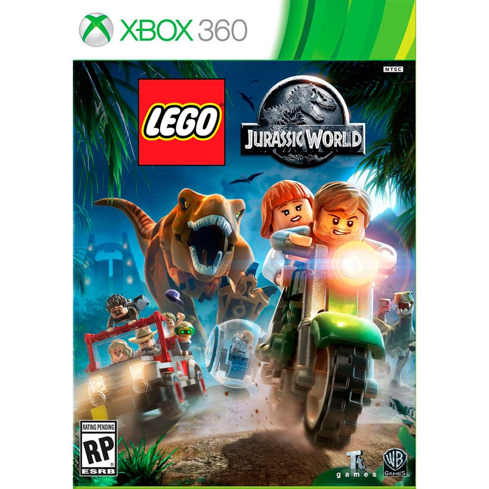 Juego Xbox 360 Warner Bros Lego Jurassic World Corona