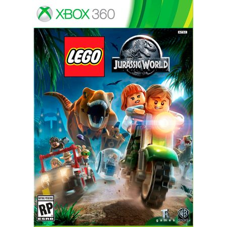 juego-xbox-360-warner-bros-lego-jurassic-world
