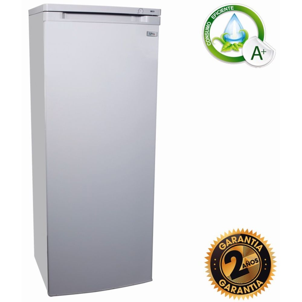 Freezer-Vertical-Libero-LFV-200S-Gris-180L