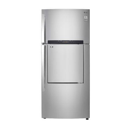 Refrigerador-GT44MDP-LG-441-Lts-Silver