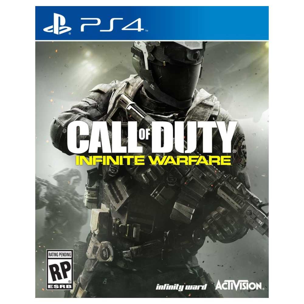 Juego Ps4 Call Of Duty Infinite Warfare Corona