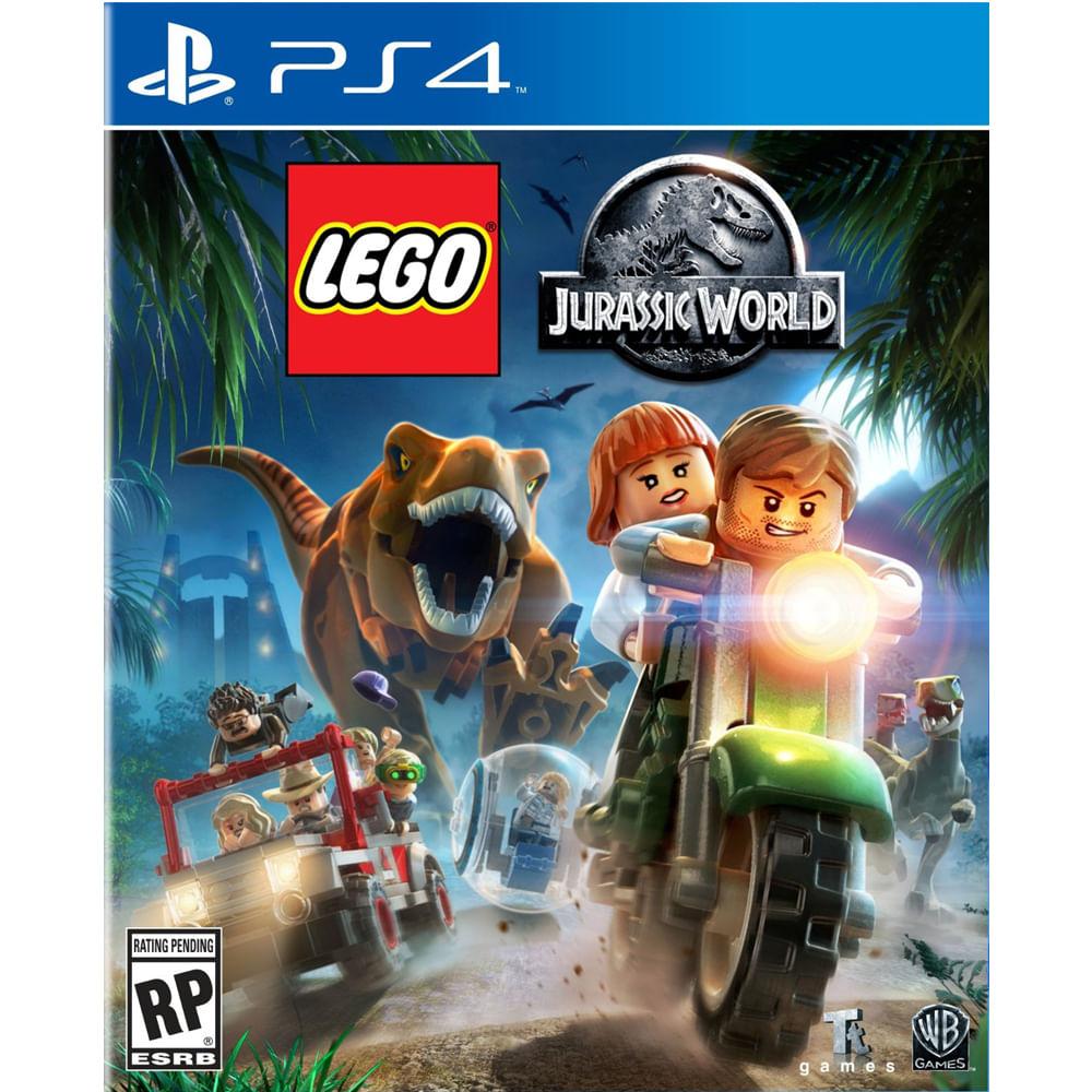 Juego Ps4 Warner Bros Lego Jurassic World Corona