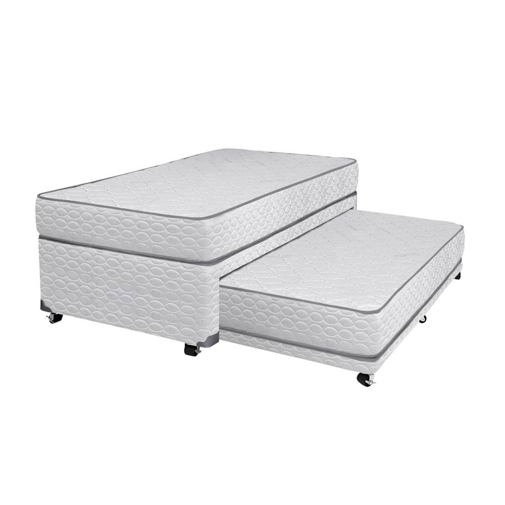 Div n cama 1 1 2 plazas celta corona - Cama tipo divan ...