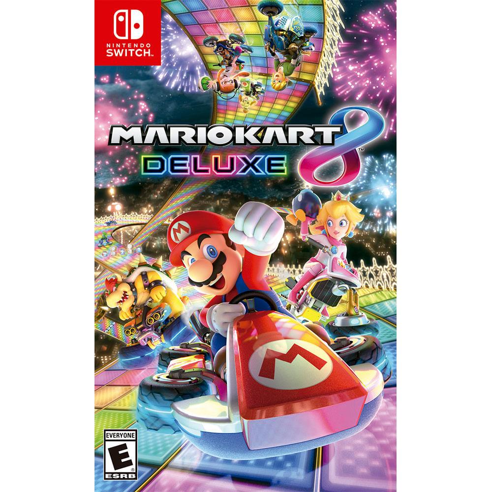 Juego Nintendo Switch Mario Kart 8 Deluxe Corona