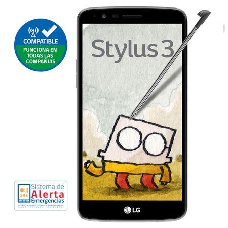 Smartphone-LG-STYLUS-III-Dorado-Movistar