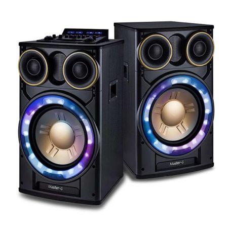 Audio for Casa royal parlantes