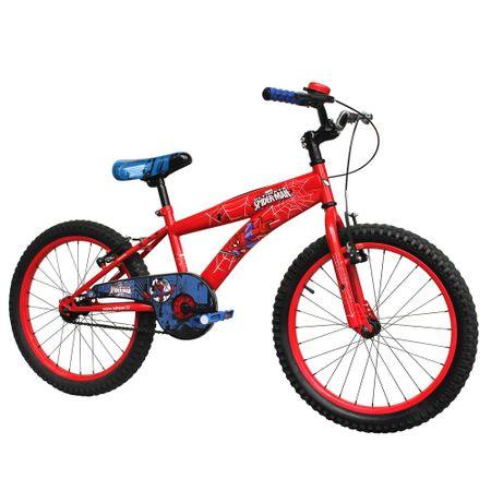 Bicicleta-Lahsen-Aro-20-Hombre-Spiderman-Rojo-BH82001R