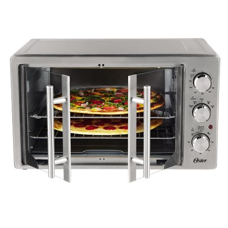 horno-electrico-oster-french-door-inox-42-litros
