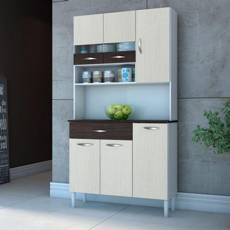kit-cocina-roch-6-puertas-1-cajon-ebano-arena