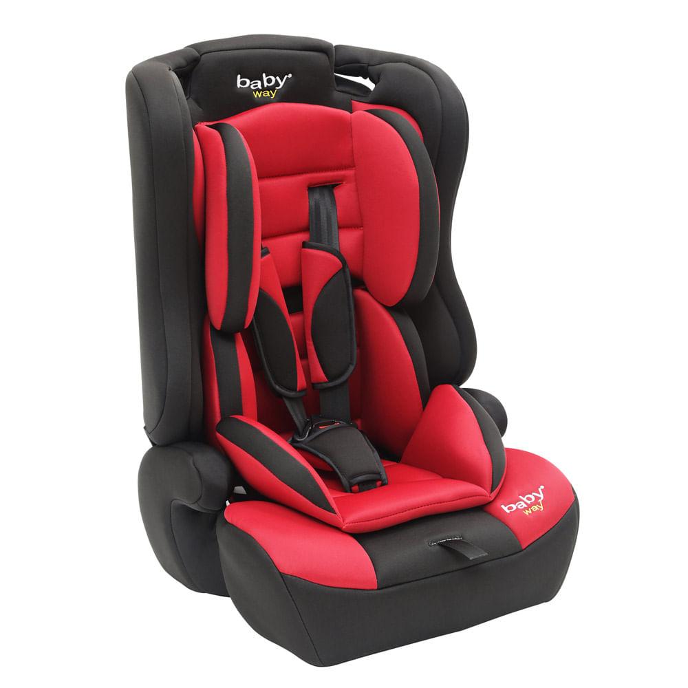 Silla-de-automovil-Baby-Way-BW-746R18-Rojo