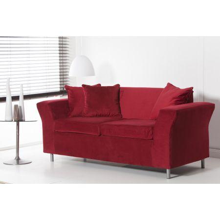 sofa-innova-mobel-sidney-felpa-burdeo