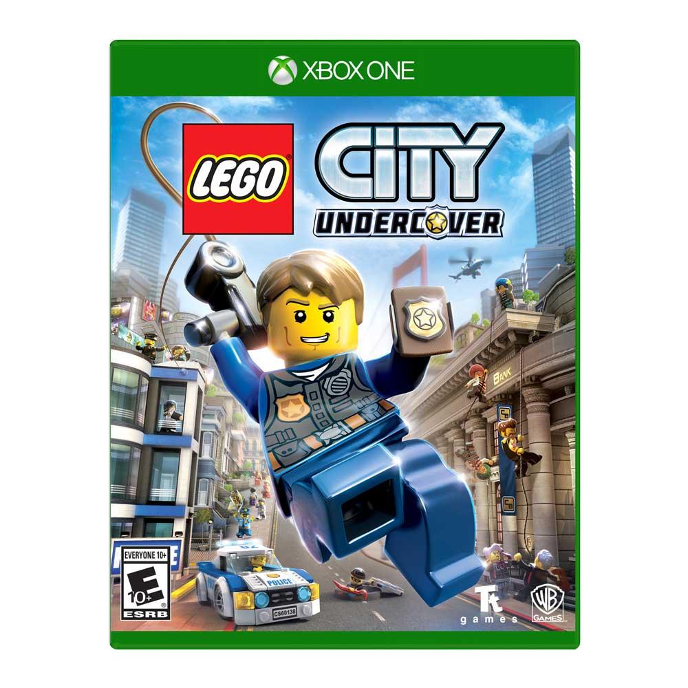 Juegos Xbox One Lego City Undercover Corona