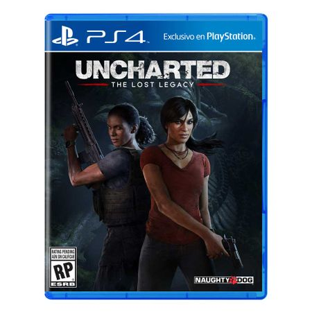 Juego-PS4-Uncharted-Lost-Legacy