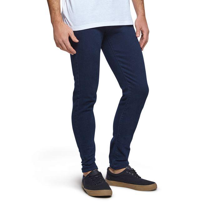 Jeans-Azul-Strecth-Skinny-Knit-Blue-Snow-