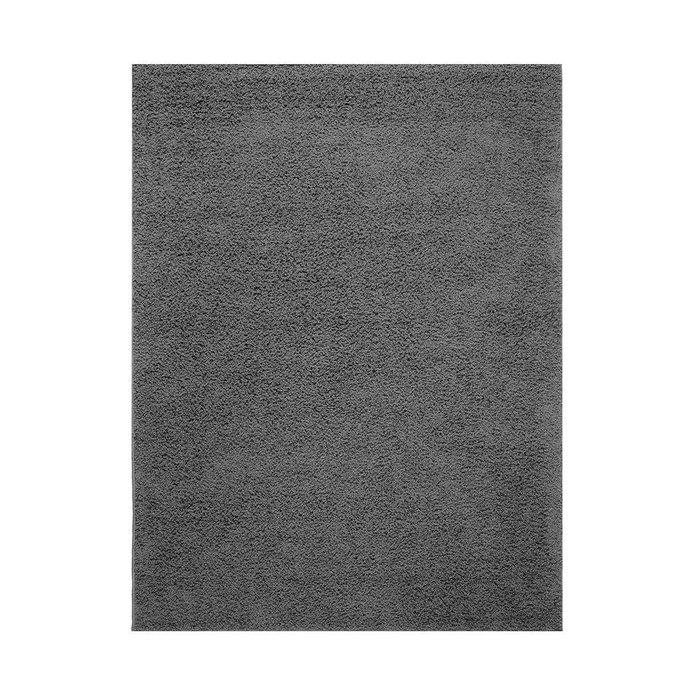 Alfombra DIB Shaggy Lisa Jump / Gris 116 x 170 - Corona
