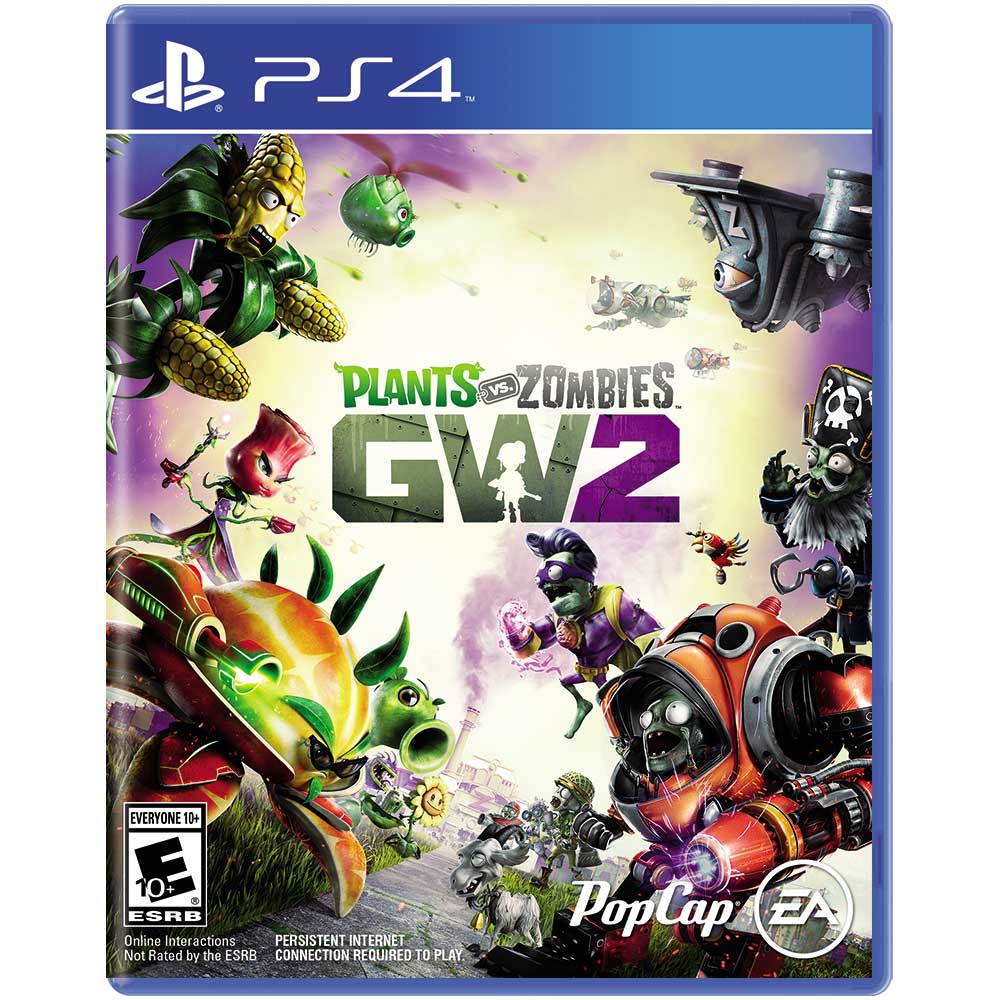Juego Plants Vs Zombies Garden Warfare 2 Ps4 Corona