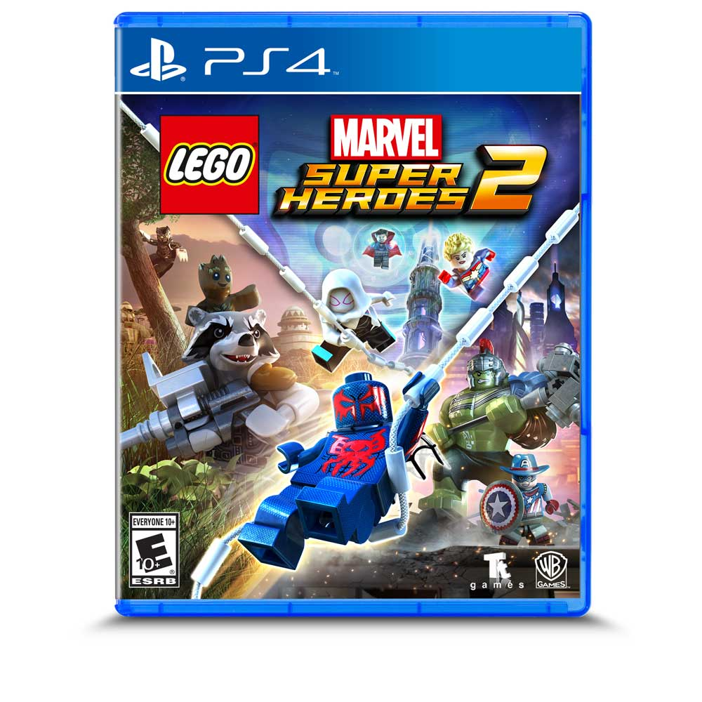 Juego Lego Marvel Super Heroes 2 Ps4 Corona
